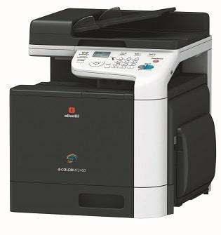 OLIVETTI D-COLOR MF3100 MULTIFUNCTION COPIER