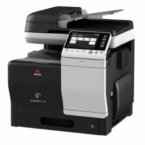 OLIVETTI D-COLOR MF3801 MULTIFUNCTION COPIER