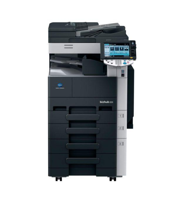REFURBISHED KONICA MINOLTA BIZHUB 223 MULTIFUNCTION COPIER