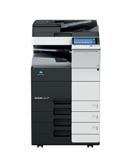 REFURBISHED KONICA MINOLTA BIZHUB C454 COPIER