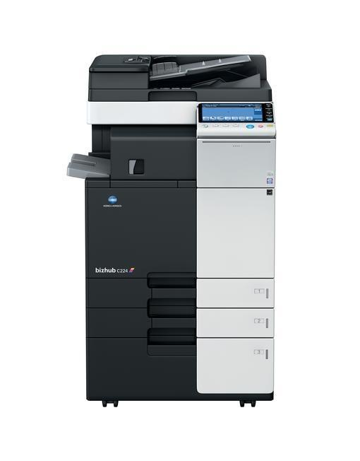 REFURBISHED KONICA MINOLTA C280 MULTIFUNCTION COPIER