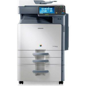 REFURBISHED SAMSUNG CLX-9352NA MULTIFUNCTION COPIER