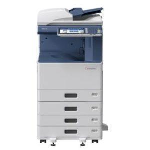 REFURBISHED TOSHIBA ESTUDIO 3055C MULTIFUNCTION COPIER