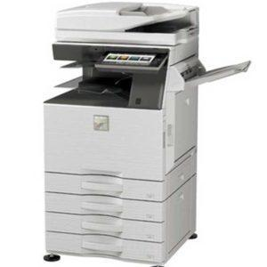 SHARP MX-3560V MULTIFUNCTION COPIER