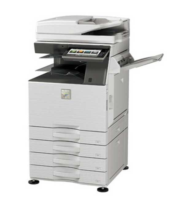 SHARP MX-4070V MULTIFUNCTION COPIER