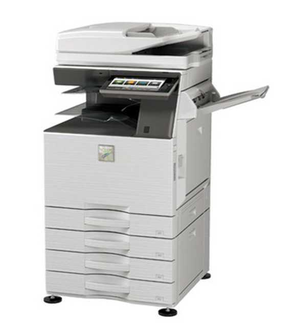 SHARP MX-5070V MULTIFUNCTION COPIER