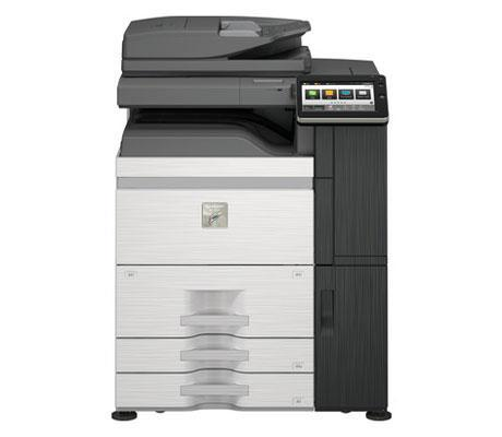 SHARP MX-6580N MULTIFUNCTION COPIER
