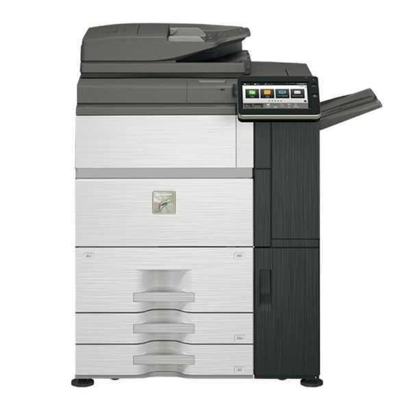 SHARP MX-7580N MULTIFUNCTION COPIER