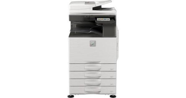 A3 Mono Multifunction Printer Print, Copy, Scan, Fax – Optional 40 ppm Print Speed Up to 6 300 Sheet Paper Capacity Print via Network I USB