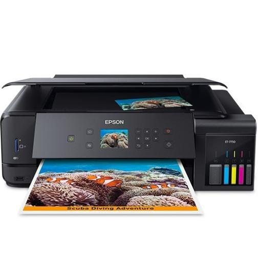 EPSON Expression Premium ET-7750 EcoTank Wide-format All-in-One Supertank Printer