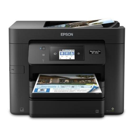 EPSON WorkForce Pro WF-4734 All-in-One Printer