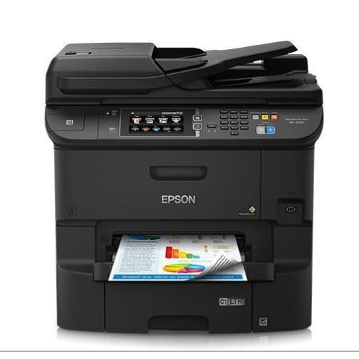 EPSON WorkForce Pro WF-6530 All-in-One Printer