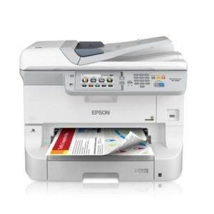 EPSON WorkForce Pro WF-8590 Network Multifunction Color Printer