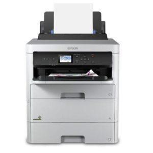 EPSON WorkForce Pro WF-C529R Workgroup Color Printer with Replaceable Ink Pack System