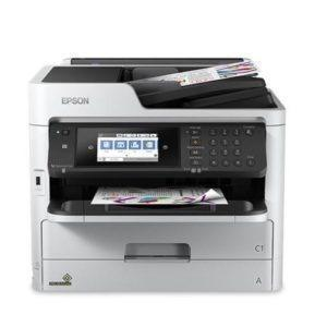 EPSON WorkForce Pro WF-C5710 Network Multifunction Color Printer with Replaceable Ink Pack System
