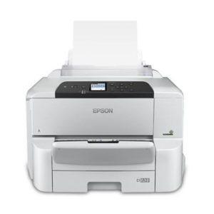 EPSON WorkForce Pro WF-C8190 A3 Color Printer with PCL PostScript