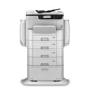 EPSON WorkForce Pro WF-C869R Network Multifunction Color Printer