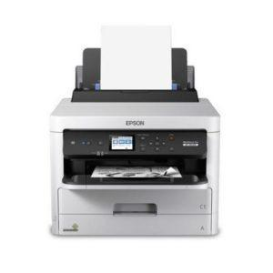 EPSON WorkForce Pro WF-M5299 Workgroup Monochrome Printer with Replaceable Ink Pack System
