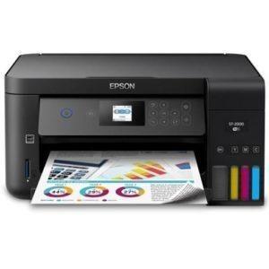 EPSON WorkForce ST-2000 EcoTank Color MFP Supertank Printer