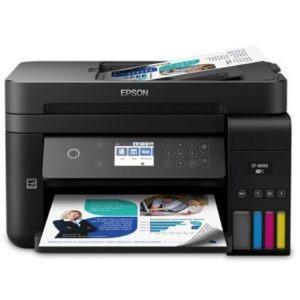 EPSON WorkForce ST-3000 EcoTank Color MFP Supertank Printer