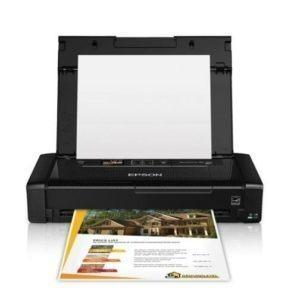 EPSON WorkForce WF-100 Mobile Printer