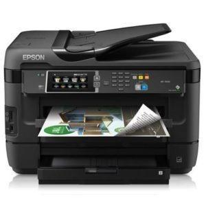EPSON WorkForce WF-7620 All-in-One Printer