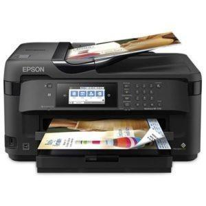 EPSON WorkForce WF-7710 Wide-format All-in-One Printer